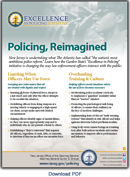 Use of Force - Policing Reimagined